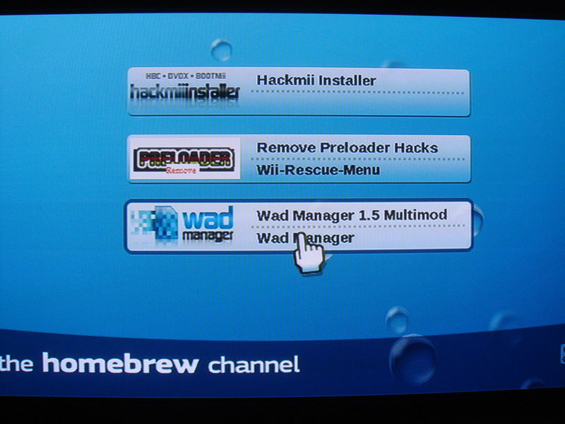 Homebrew Channel 1 0 8 Wad